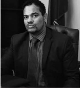 Deputy Minister of DIRCO, Alvin Botes.